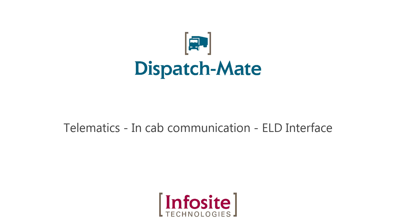 telematics cab in communication cab eld